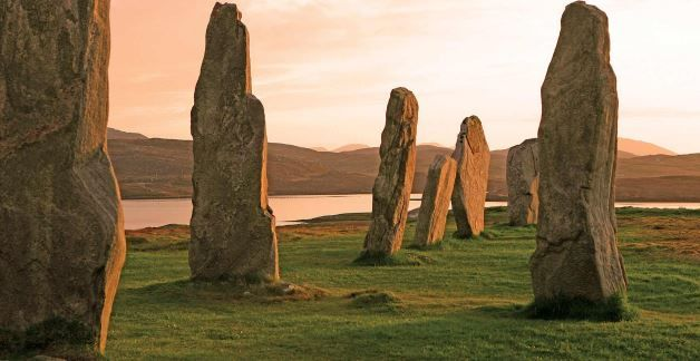 Ancient Isles: England, Ireland, and Scotland